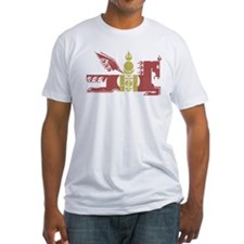 Mongol Horse Distressed Shirt