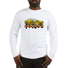 Yellow Camaro IROC-Z Long Sleeve T-Shirt