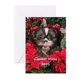Clunker Mesa Christmas Greeting Cards (Package of