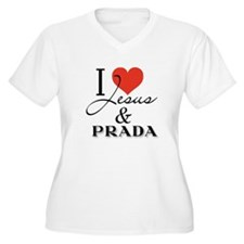 Jesus & Prada T-Shirt