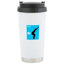 iFart Ceramic Travel Mug
