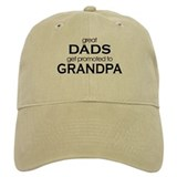 grandpa t-shirts great dads Cap
