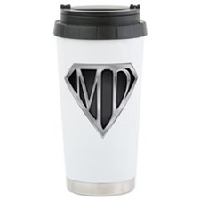 SuperMD(metal) Ceramic Travel Mug
