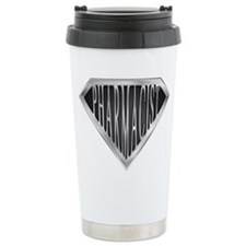 SuperPharmacist(metal) Ceramic Travel Mug