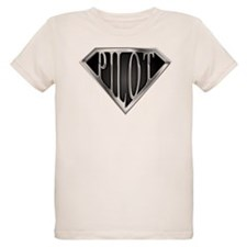 SuperPilot(metal) T-Shirt