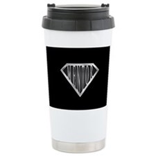 SuperMentor(metal) Ceramic Travel Mug