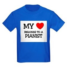 My Heart Belongs To A PIANIST T