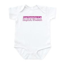 Grandmother of a English Stud Infant Bodysuit