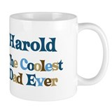Harold - Coolest Dad Mug
