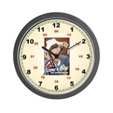 Become A Nurse Wall Clock