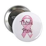 Think Pink Ribbon 2.25
