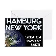 hamburg new york - greatest place on earth Greetin
