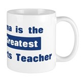 Grandma is Greatest Language Mug