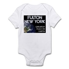 fulton new york - greatest place on earth Infant B