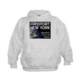 freeport new york - greatest place on earth Hoody