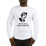 Anatolian Shepherd Dog Long Sleeve T-Shirt