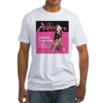 Human Furniture Fitted T-Shirt