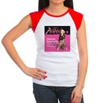 Human Furniture Women's Cap Sleeve T-Shirt