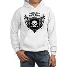 Kick Ass New Dad Hoodie