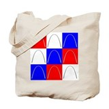 Le Arch Art Tote Bag