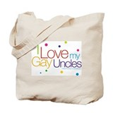 Unique I love my uncle Tote Bag