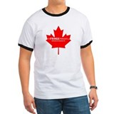 Big in Canadia Fringe Podcast T Shirt
