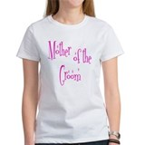 Mother of the Groom Pink Twinkle T-Shirt