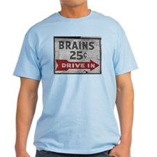 Brains 25 Cents T-Shirt