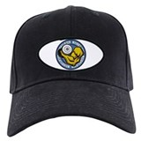 Weightlifter Logo Baseball Hat