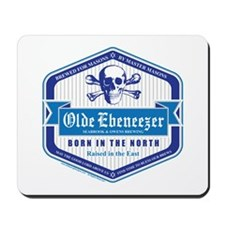 Old Ebeneezer Mousepad