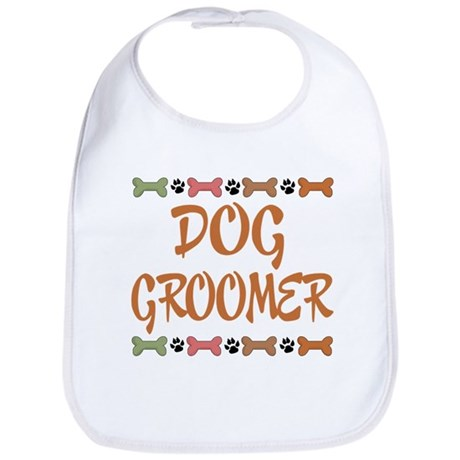 Cute Dog Groomer Bib