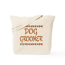 Cute Dog Groomer Tote Bag