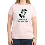 Welsh Springer Spaniel Women's Pink T-Shirt