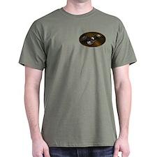 Air Strike Black T-Shirt