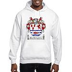 MacLoughlin Coat of Arms Hooded Sweatshirt