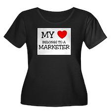 My Heart Belongs To A MARKETER T