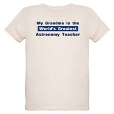 Grandma is Greatest Astronomy T-Shirt