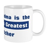 Grandma is Greatest Butcher Mug