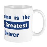 Grandma is Greatest Bus Drive Small Mug