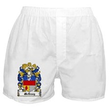 McEvoy Coat of Arms Boxer Shorts