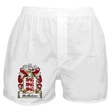 McMahon Coat of Arms Boxer Shorts
