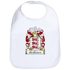 McMahon Coat of Arms Bib