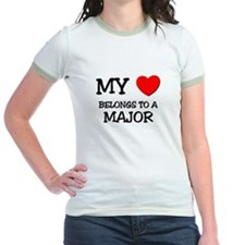My Heart Belongs To A MAJOR T