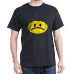 FROWN Black T-Shirt