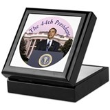 Obama: The 44th President Keepsake Box