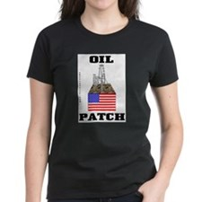 Oil Patch,US,USA Tee