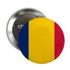 "Flag of Chad 2.25"" Button (100 pack)"