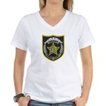 Orange County Sheriff Women's V-Neck T-Shirt