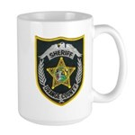 Orange County Sheriff Large Mug