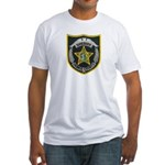 Orange County Sheriff Fitted T-Shirt
